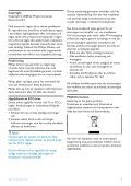 Philips Webcam - Istruzioni per l'uso - SWE - Page 3