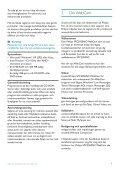 Philips Webcam - Istruzioni per l'uso - SWE - Page 4