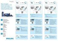 Philips amBX Periferiche di gioco per PC - Guida rapida - ESP