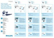 Philips amBX periferiche di gioco per PC - Guida rapida - POR