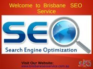 Brisbane SEO Company  |  Search Engine Marketing Brisbane |   Social Media Brisbane