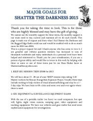 std PROPOSAL.pdf - Shatter The Darkness