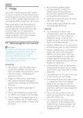 Philips Brilliance Monitor LCD con webcam e MultiView - Istruzioni per l'uso - SWE - Page 3