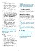 Philips Monitor LED - Istruzioni per l'uso - POL - Page 4