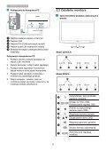 Philips Monitor LED - Istruzioni per l'uso - POL - Page 7