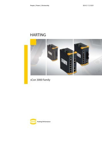 Advantages & Characteristics Powerful & Versatile with Ring - Harting