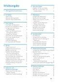 Philips Telefono cordless con segreteria - Istruzioni per l'uso - DEU - Page 3