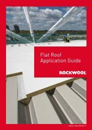 Flat Roof Application Guide