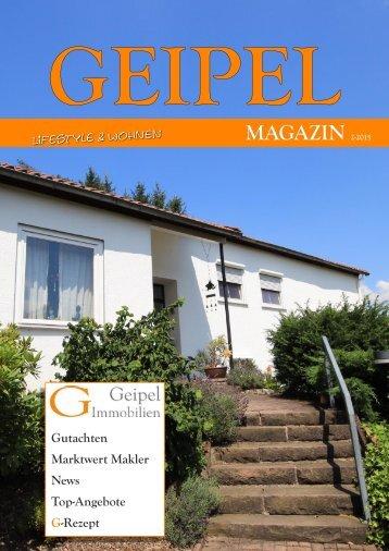 Geipel Magazin 2-2015