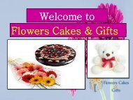 Anniversary Gifts Online|Flowers Cakes and Gifts