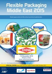 Flexible Packaging Middle East 2015