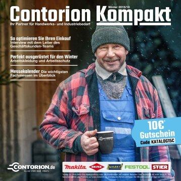 Contorion Kompakt - Winter 2015/16