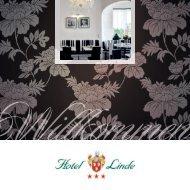 Prospekt_Hotel Linde_Onlinekatalog