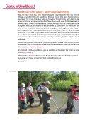 Freiwilligeneinsätze, Praktika und Zivildienst im Umweltbereich - Seite 2