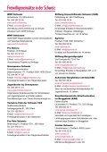 Freiwilligeneinsätze, Praktika und Zivildienst im Umweltbereich - Seite 3