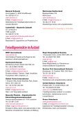Freiwilligeneinsätze, Praktika und Zivildienst im Umweltbereich - Seite 4