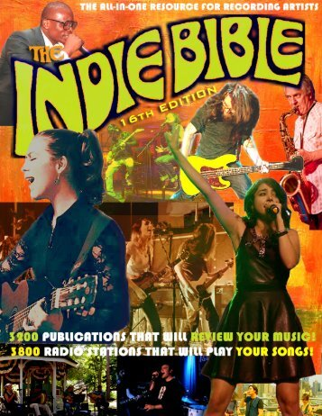 WHAT IS THE INDIE BIBLE?