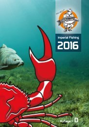 Imperial Fishing Katalog 2016 - DE