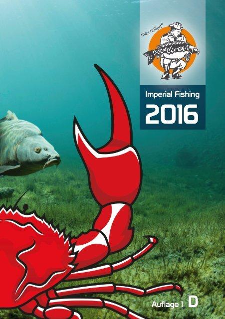 Imperial Fishing Katalog 2016 - DE