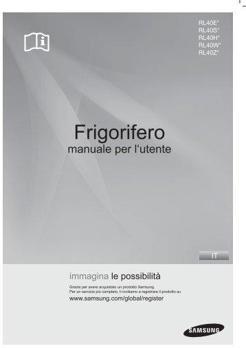 Frigoriferi Whirlpool No Frost Istruzioni Il Gelataio Simac Con