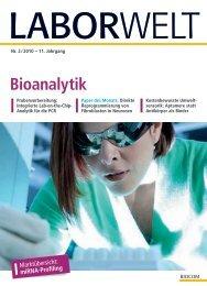 Laborwelt: 2/10 - Max-Planck-Institut für molekulare Genetik - Max ...