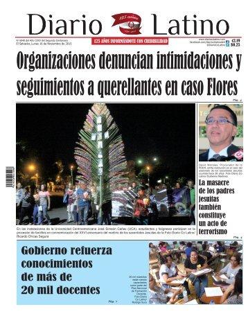 Edición 16 de Noviembre de 2015