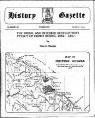 BRITISH GUIANA RURAL AND INTERIOR DEVELOPMENT