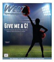 West Newsmagazine 11/18/15