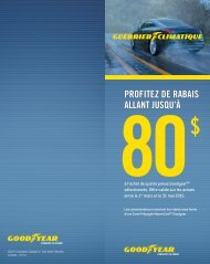 TRACTION TOUT-ALLER - Goodyear