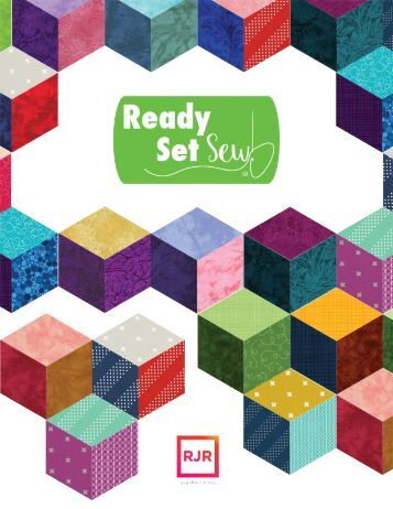 Ready Set Sew Brochure