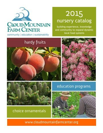 Download a Free copy - Cloud Mountain Farm and Nursery