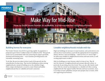 Make Way for Mid-Rise