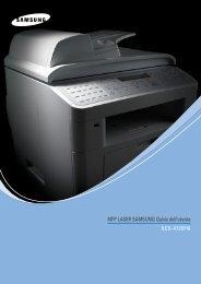 Samsung SCX-4720FN - User Manual_8.29 MB, pdf, ITALIAN