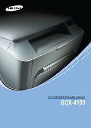 Samsung SCX-4100 - User Manual_5.47 MB, pdf, ITALIAN