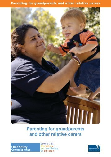 Parenting for grandparents and other relative carers