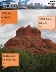 SWEA Philadelphia e-Blad: Höst 2015
