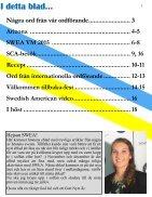 SWEA Philadelphia e-Blad: Höst 2015 - Page 2