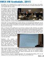 SWEA Philadelphia e-Blad: Höst 2015 - Page 7