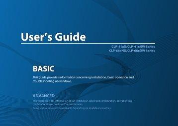 Samsung CLP-415NW - User Manual_30.12 MB, pdf, ENGLISH
