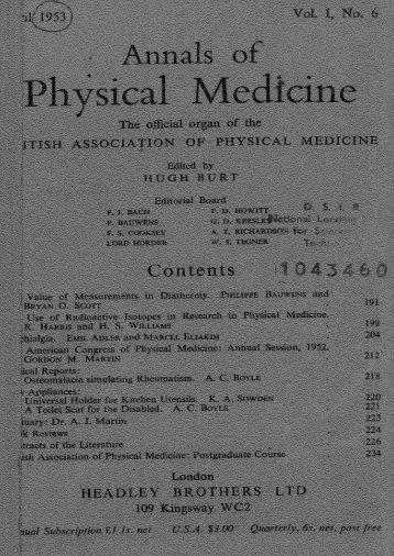 Front Matter (PDF) - Rheumatology