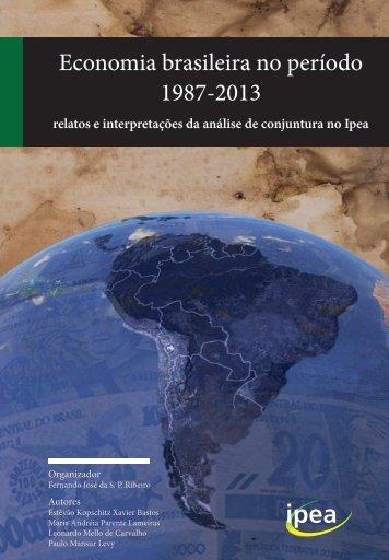 Economia brasileira no período 1987-2013