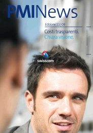 PMINews - Swisscom