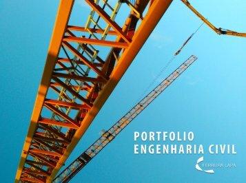 Portfolio Ferreira Lapa Lda - Engenharia