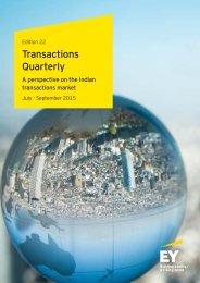 Transactions Quarterly
