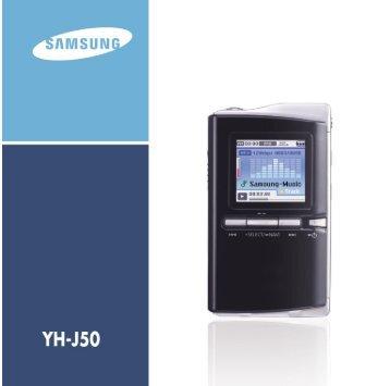 Samsung YH-J50G - User Manual_3.85 MB, pdf, ITALIAN