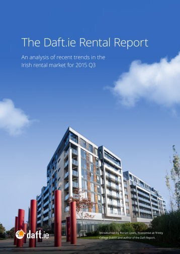 The Daft.ie Rental Report