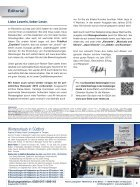 EDEKA Reisemagazin Winterträume Dezember 2015 - Seite 3