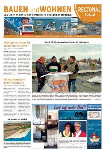 Regional Spezial - Bauen und Wohnen