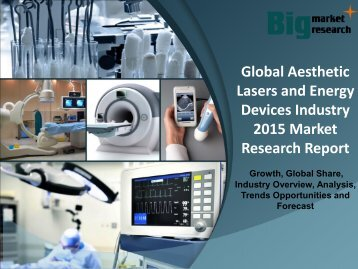 Global Aesthetic Lasers and Energy Devices Industry 2015 Deep Market Research Report