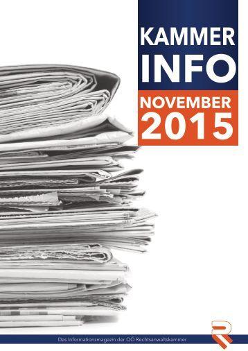 E-Paper November 2015